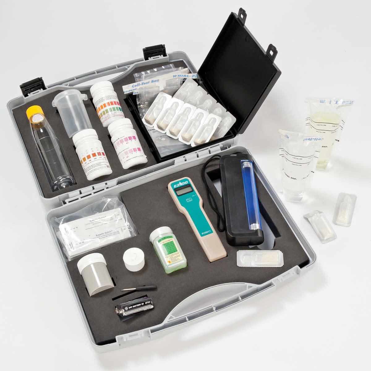 Su Kalitesi Test Kitleri ve Reaktifler